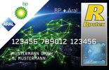 Aral + BP-Tankkarte