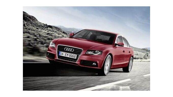Audi A4 geizt beim Dieselverbrauch