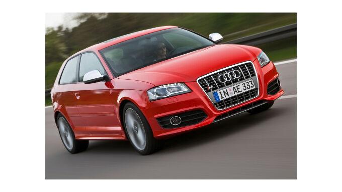 Audi hat bei den Firmenwagen im Vergleich zum September des Vorjahrs um 47,3 Prozent zugelegt