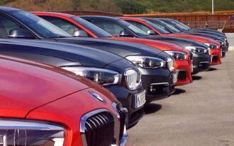 BMW 1er Flotte Fuhrpark