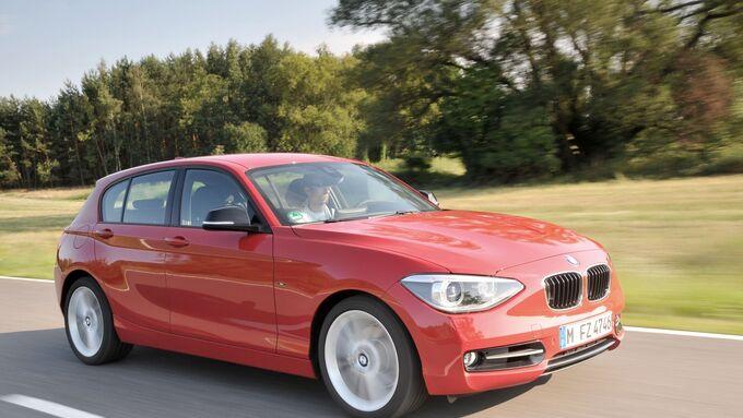 BMW 1er Kompaktklasse