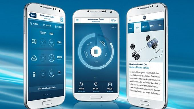 BlueMotion Check App, Volkswagen, Oktober 2013