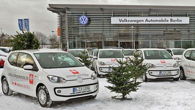 Caritas, up VW