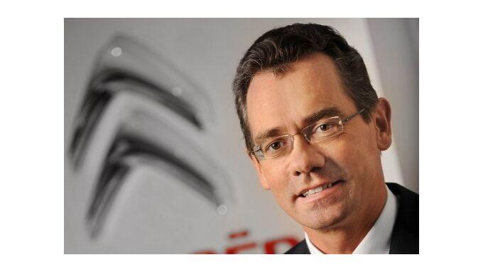 Citroën: Gales wird Chef