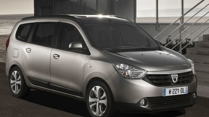 Dacia Lodgy, 2012