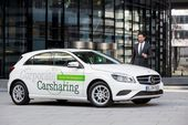 Daimler Fleet Management, Corporate Carsharing