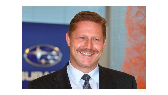 Dannath leitet Subaru Deutschland