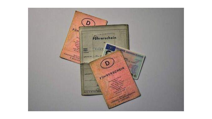 Der befristete Führerschein kommt