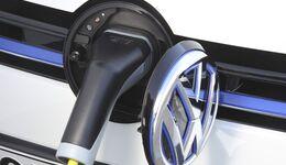 Elektroautos im Focus