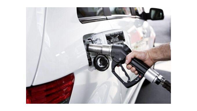 Erdgasautos können Klima retten