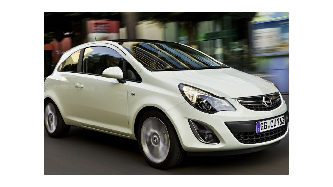 Facelift für den Opel Corsa
