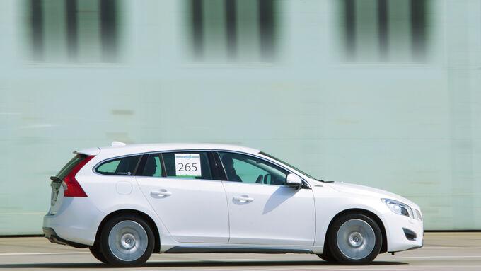Fahrbericht Volvo V60-Diesel-Plug-inybrid, V60