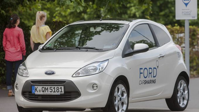 Ford Mobility Experiment
