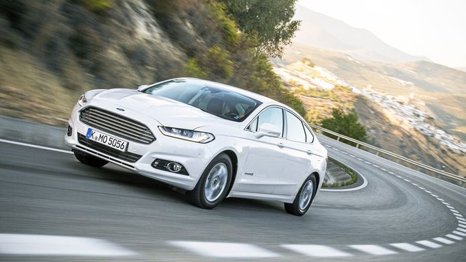 Ford Mondeo 1.5 TDCi Econetic