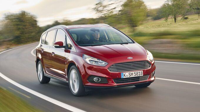Ford legt im ersten Quartal zu.
