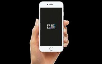 Free2Move App