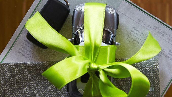 Gehaltsumwandlung: Firmenwagen statt Lohn?