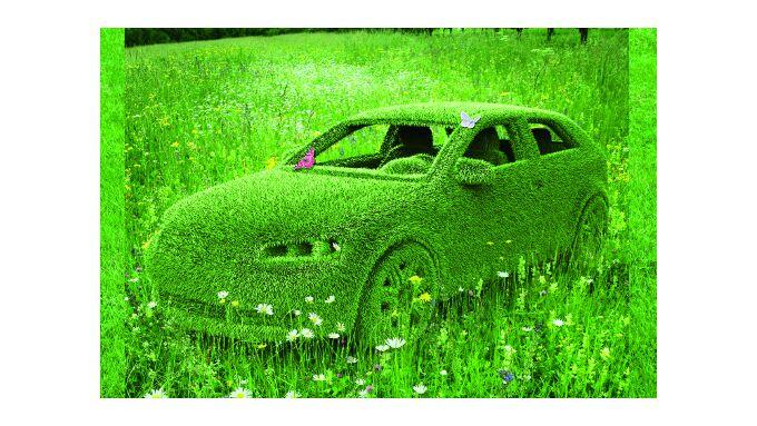 Grüne Flotte, Umwelt, Fuhrparkmanagement