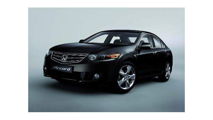 Honda offeriert Sondermodell Accord