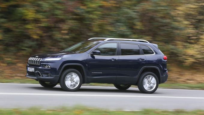 Jeep Cherokee 2.2 Multijet Limited