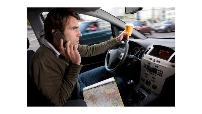 Junge Fahrer sind am stärksten gefährdet