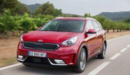 Was kann der koreanische Hybrid-SUV?