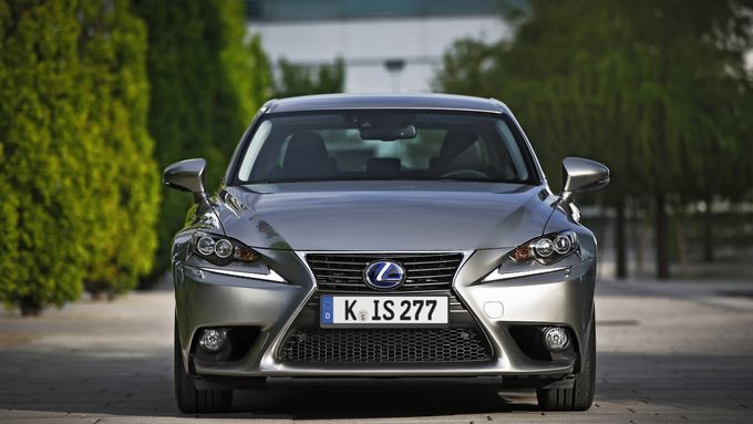 Lexus IS Business Edition