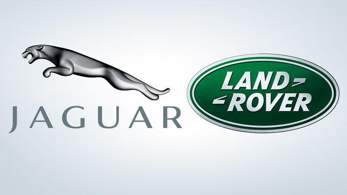 Logo Jaguar Land Rover