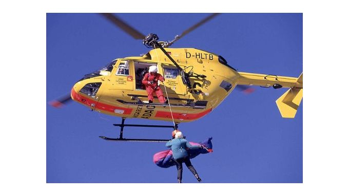 Luftrettung: ADAC will schneller werden