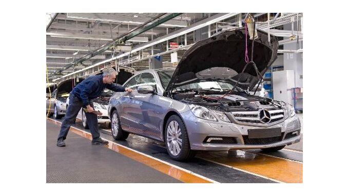Mercedes-Benz beendet Kurzarbeit