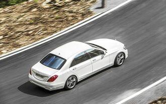 Mercedes S 500 Plugin Hybrid