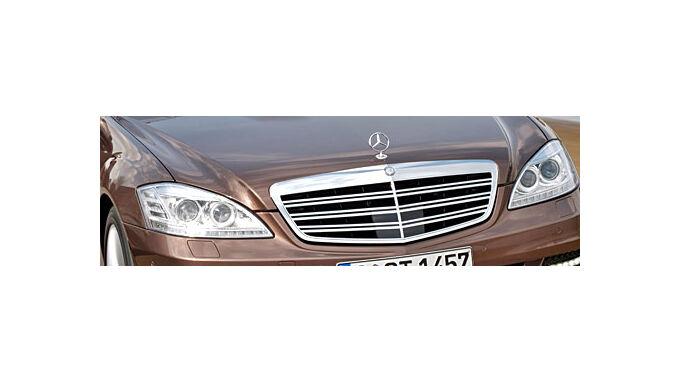 Mercedes S Klasse: jetzt auch mit Hybrid