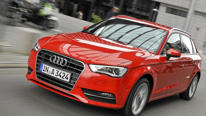 Modellcheck Audi A3