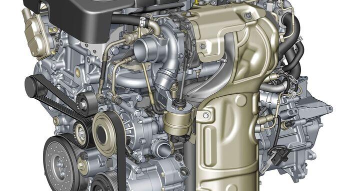 Neuer 1.6 CDTi Dieselmotor mit 136 PS von Opel.
