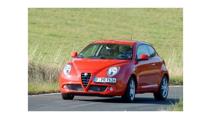 Neuer Diesel für den Alfa Romeo Mito