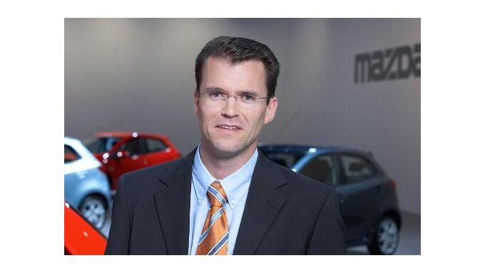 Neuer Leiter bei Mazda