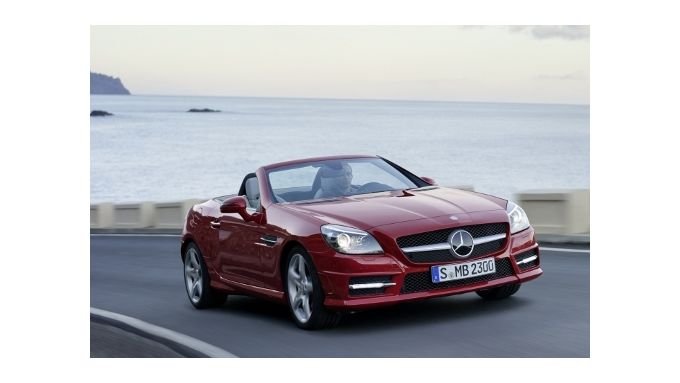 Neuer SLK startet mit Preisen ab 38.657 Euro
