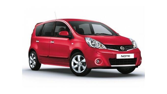 Nissan Note mit ESP