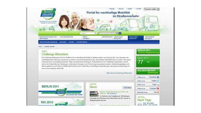 Online-Portal für nachhaltige Mobilität