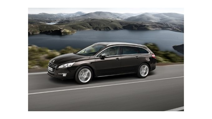 Peugeot 508 als Business-Line
