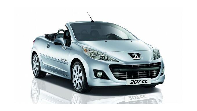 Peugeot bietet Sondermodelle Urban