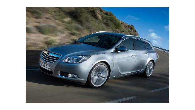 Premium im Restwert: Der Opel Insignia