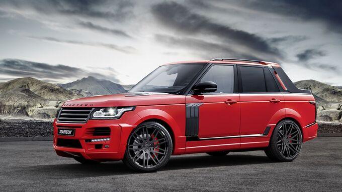 Range Rover Pick-up