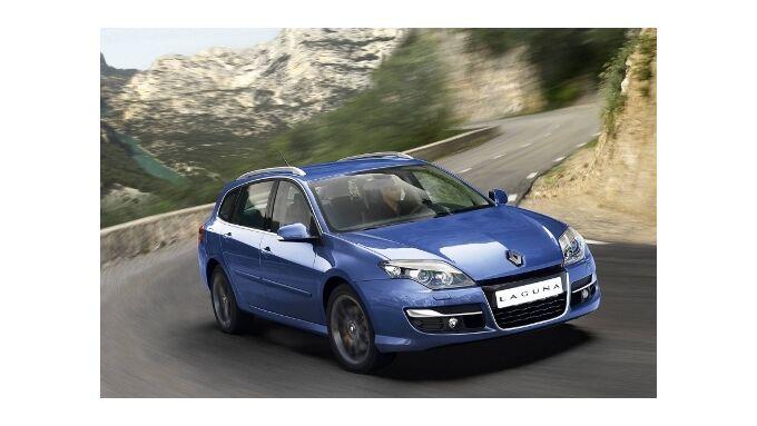 Renault Laguna frisch renoviert