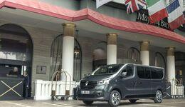 Edler Shuttle-Van von Renault