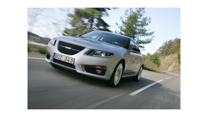 Saab verkauft Spyker