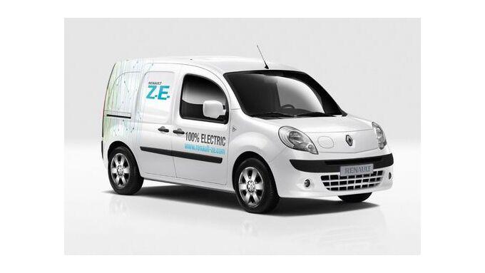 Schon gefahren: Renault Kangoo Rapid Z.E.