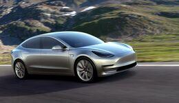 Vom Model 3 hängt alles ab