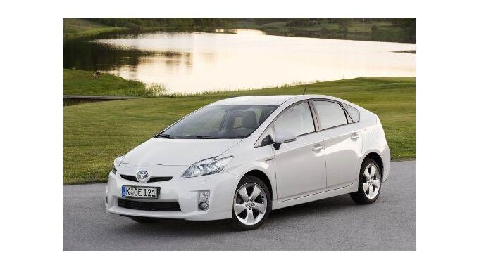 Toyota zieht Bilanz