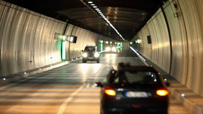 Tunnel, ADAC